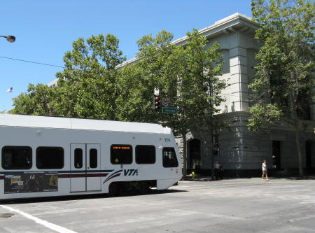 Train Stations in San Jose California